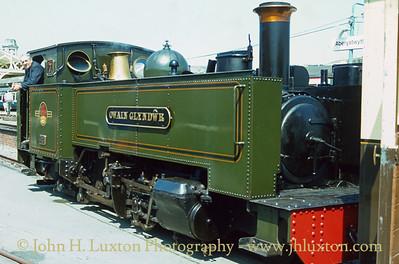 Vale of Rheidol Railway - 1970s and 80s