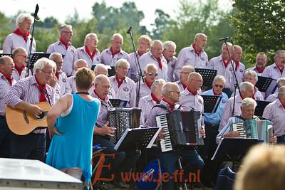 G-Cool and the brithers bij de Almelose havendagen