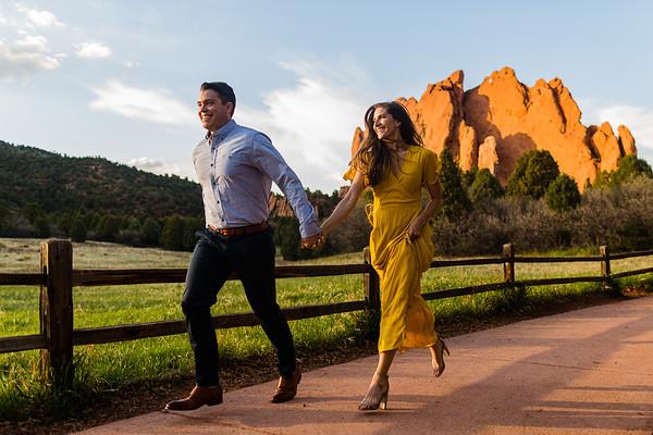 Sarah & Pat | May 2021 | Colorado Springs, CO