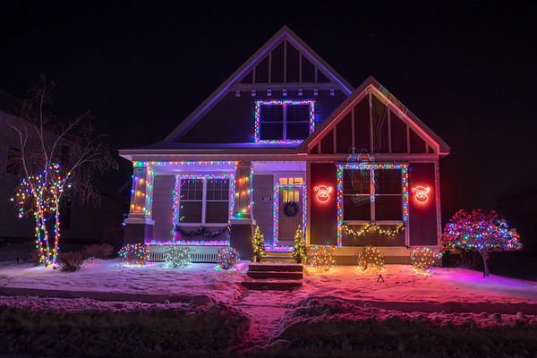 2020 Inspiration Christmas Lights