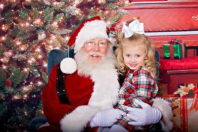Santa Mini Sessions 2014