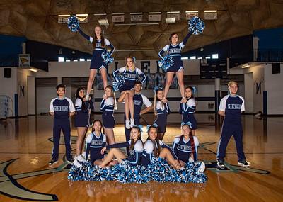 THS Cheer 2019 / 2020