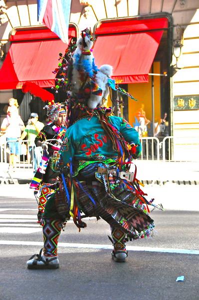 2011 Hispanic Parade