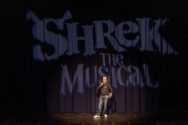 Shrek Act 1 Preview