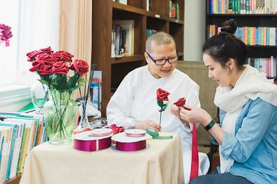 Rose Making by Mae Noi - P'Vanda II