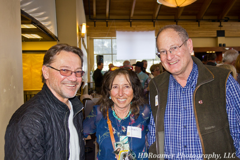 Tim Shinn, Cheri Breeman, and Dr. Phil Freedman