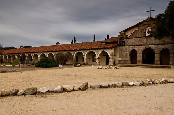 Mission San Antonio de Padua 12.20.08
