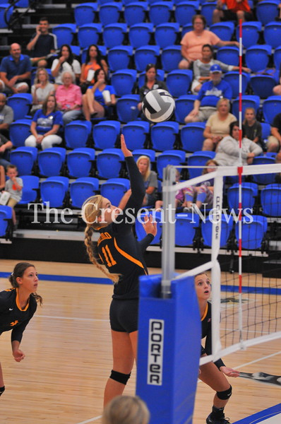 09-04-18 Sports Archbold @ Defiance volleyball