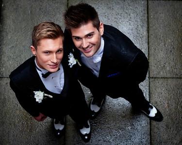 Matthew & Stephen's Complete Wedding Day