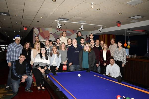 2019 KPI Weymouth Christmas Bowling Party