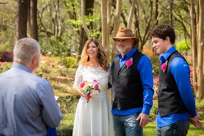 Lilly + Ralph Wedding 3-25-21