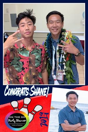 Congrats Shane Watanabe, Grad 2019