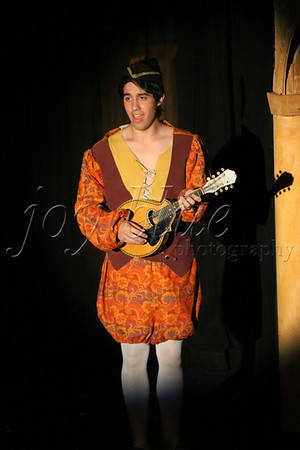 """Once Upon a Mattress"" July 16, 2010 performance"