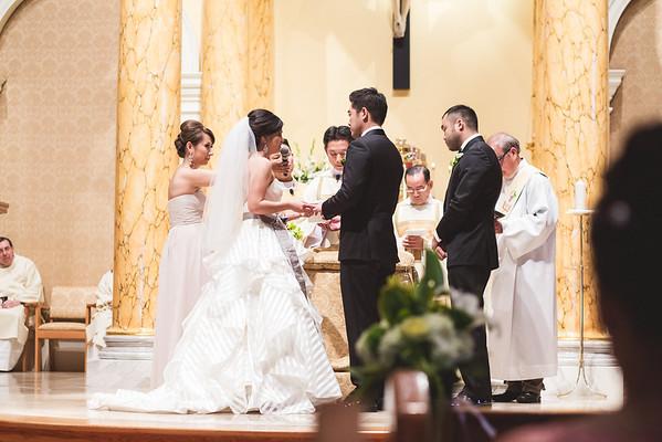 Phuong + Tom Wedding
