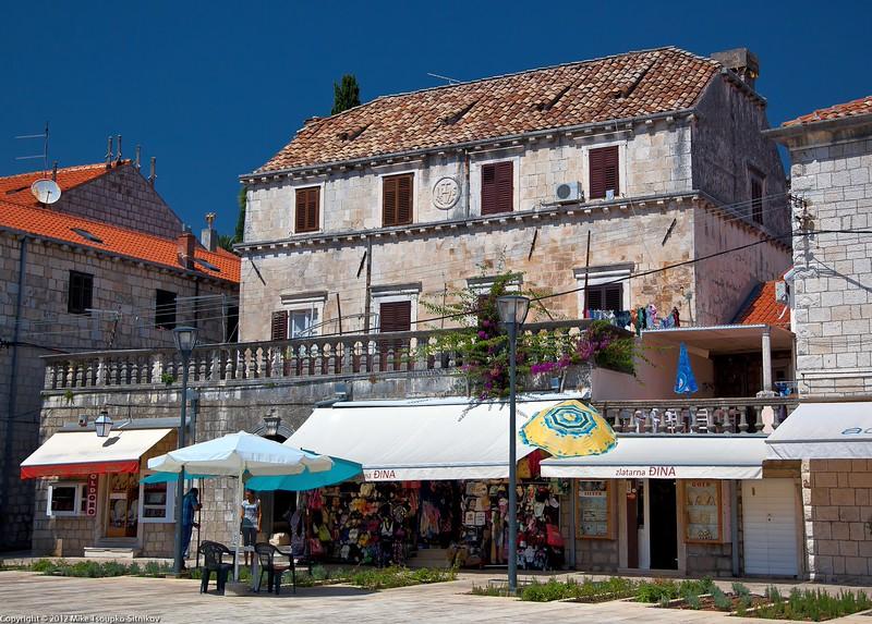Sleepy village of Cavtat