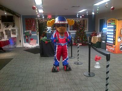 Christmas Lights at NHMS 12-28-2012