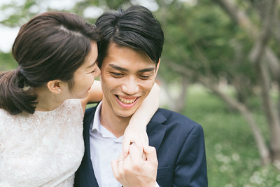 Pre-wedding | Oliver + Irene