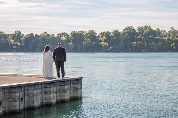 Scrivani Reimer Wedding