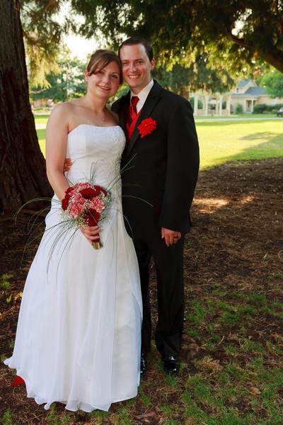 Denise and Chris' Wedding
