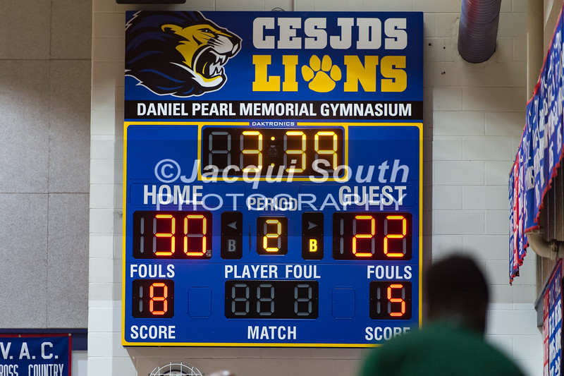 1/26/2017 - Sandy Spring Friends v Jewish Day, ©2017 Jacqui South Photography