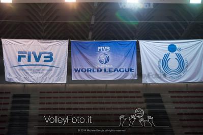 2014.06.01 ITALIA - IRAN | World League