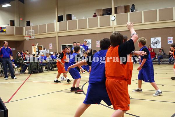 Upward Basketball Week 5 6:30PM Game