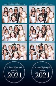 6/10/21 - St. James' Episcopal Class Of 2021