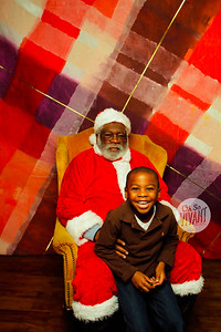 2015 Old North Pictures with Santa