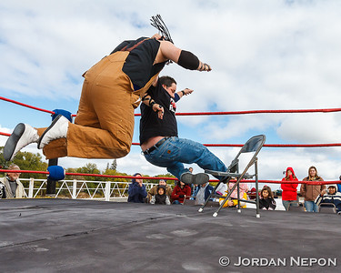 SPW on the Paddlewheel Queen - 2012/09/22