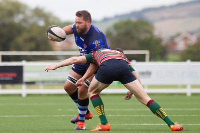 Cheltenham Rugby V Old Bristolians - 7th September 2019