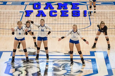DHS Volleyball 10-04-2018