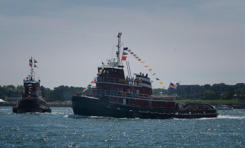 Tugboat Muster