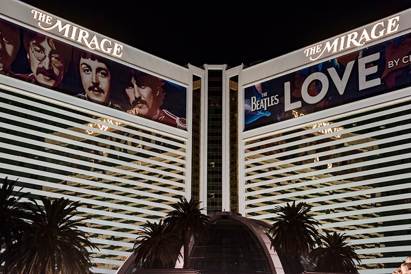 The Mirage Casino and Hotel