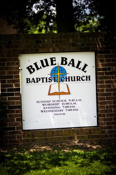 Blue Ball Cemetery Etown, Ky