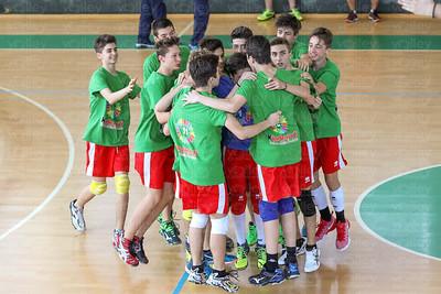 M - Finale 7-9 posto: Mantova - Como