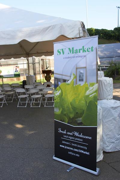 JCSU Sustainability village expansion