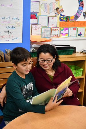 Third-Grade Authors Hold Writing Celebration