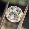 3.46ct Old European Cut Diamond GIA M, VS1 3