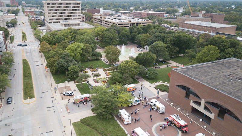 2018 Lunch on the Square - Archive