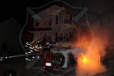 Wyandanch Fire Co. Multiple Signal 14's 99 S.25th St. 10/18/12