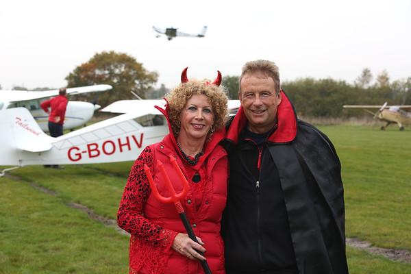Halloween Fly-in  Oct 2015