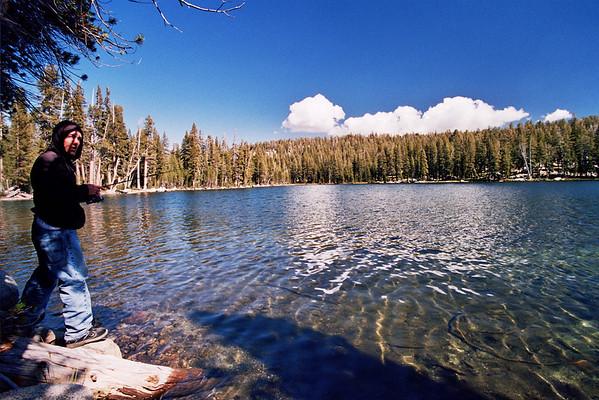Coyote Lake, 9-24-2005