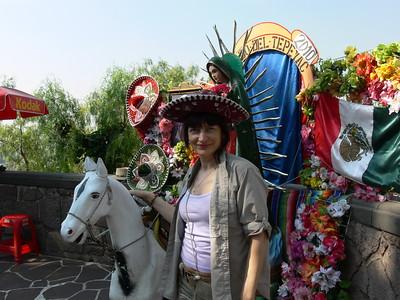 Большое путешествие в Мексику, часть 1. Май 2010