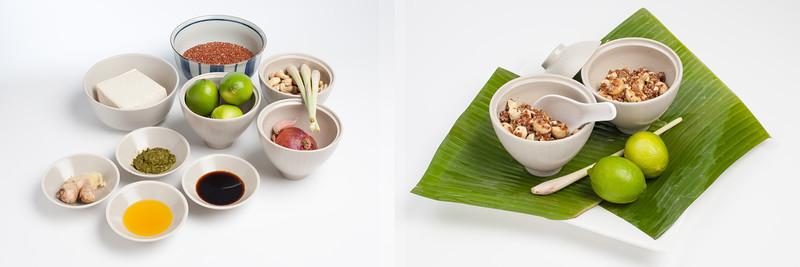 QUTN, Breakfast in Bed: Morning Quinoa SE Asia Style.