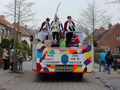 Carnavalstoet Steendorp - 2005