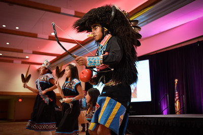 Center for Native American Health - CNAH - Reception (2019)