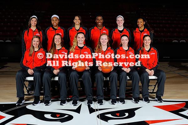 2014-15 WBB Team Pictures