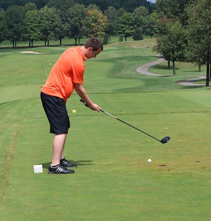 2013 Alumni Golf Scramble