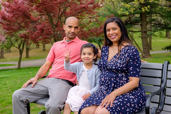 Jaya and Family