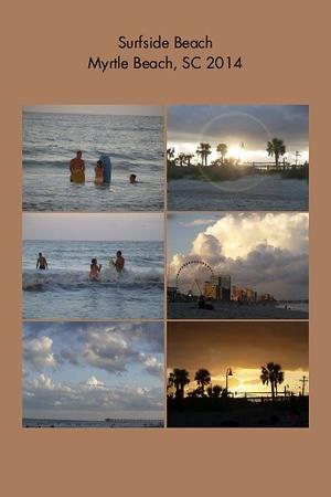 SC, Myrtle Beach - Surfside Beach
